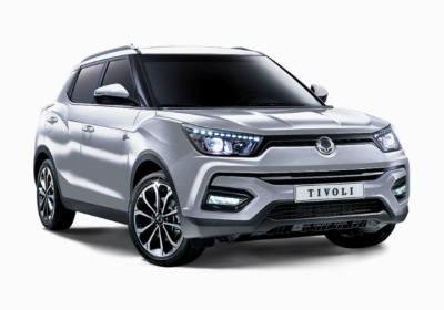 SSANGYONG Tivoli 1.6d 2WD Free Silent Silver Km 0