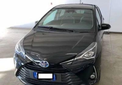 TOYOTA Yaris 1.5 Hybrid 5 porte Y20 Black Met Km 0