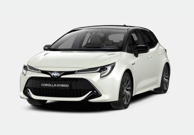 TOYOTA Corolla 1.8 hybrid Style cvt Pearl White Km 0