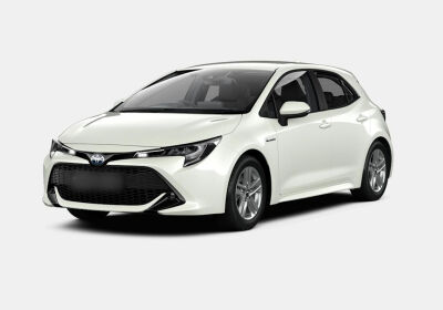 TOYOTA Corolla 1.8 Hybrid Active Super White Da immatricolare
