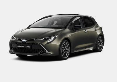 TOYOTA Corolla 2.0 Hybrid Lounge Oxide Bronze Km 0