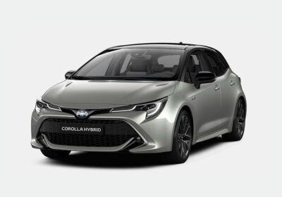 TOYOTA Corolla 2.0 Hybrid Lounge Precious Silver Km 0