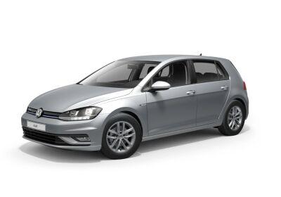 VOLKSWAGEN Golf 1.5 TGI DSG 5p. Trendline BlueMotion Technology Argento Riflesso Km 0