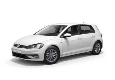 VOLKSWAGEN Golf 1.5 TGI DSG 5p. Trendline BlueMotion Technology Pure White Km 0