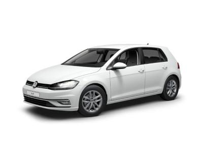 VOLKSWAGEN Golf 1.6 TDI 115CV DSG 5p. Business BlueMotion Technology Pure White Km 0