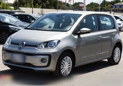 VOLKSWAGEN Up! 1.0 5p. eco move up! BlueMotion Technology Tungsten Silver Km 0