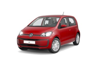 VOLKSWAGEN UP! 1.0 5p. move up! BlueMotion Technology Rosso Tornado Km 0