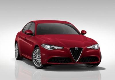 ALFA ROMEO Giulia 2.2 Turbodiesel 160 CV Business Rosso Alfa Km 0