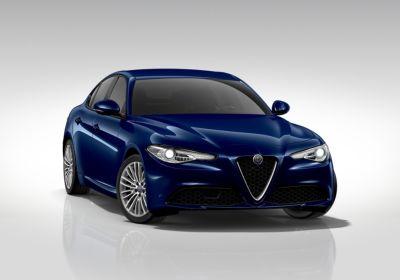ALFA ROMEO Giulia 2.2 Turbodiesel 160 CV Business Blu Montecarlo Km 0