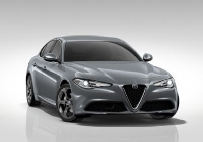 ALFA ROMEO Giulia 2.2 Turbodiesel 160 CV Super Grigio Stromboli Km 0