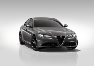 ALFA ROMEO Giulia 2.2 Turbodiesel 180 CV AT8 AWD Q4 Super Grigio Vesuvio Km 0