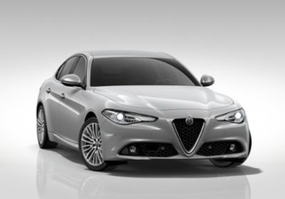 ALFA ROMEO Giulia 2.2 Turbodiesel 180CV AT8 Super Grigio Silverstone  Km 0