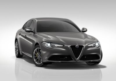 ALFA ROMEO Giulia 2.2 Turbodiesel 190 CV AT8 Executive MY19 Grigio Vesuvio Km 0