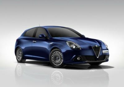 ALFA ROMEO Giulietta 1.4 Turbo 120CV Blu Anodizzato Km 0