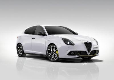 ALFA ROMEO Giulietta 2.0 JTDm 170 CV TCT Veloce Carbon Edition Bianco Alfa Km 0