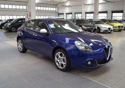 ALFA ROMEO Giulietta 1.4 Turbo 120 CV Super Blu Anodizzato Km 0