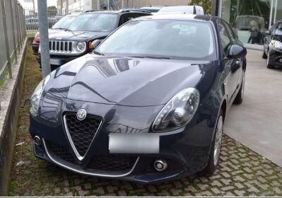 ALFA ROMEO Giulietta 1.6 JTDm 120 CV Business Grigio Lipari Usato Garantito