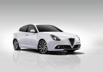 ALFA ROMEO Giulietta 1.6 JTDm 120 CV Business Bianco Alfa Km 0