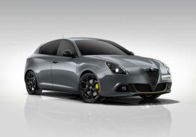 ALFA ROMEO Giulietta 1.6 JTDm 120 CV Sport Carbon Edition Grigio Stromboli Km 0