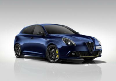 ALFA ROMEO Giulietta 1.6 JTDm 120 CV Sport MY19 Blu Anodizzato Km 0