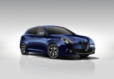ALFA ROMEO Giulietta 1.6 JTDm 120 CV Super Launch Edition Blu Anodizzato Km 0
