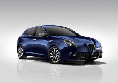 ALFA ROMEO Giulietta 1.6 JTDm 120 CV Super Blu Anodizzato Km 0