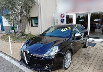 ALFA ROMEO Giulietta 1.6 JTDm 120 Cv Super Nero Etna Km 0