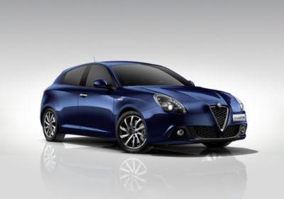 ALFA ROMEO Giulietta 1.6 JTDm 120 CV Blu Anodizzato Km 0