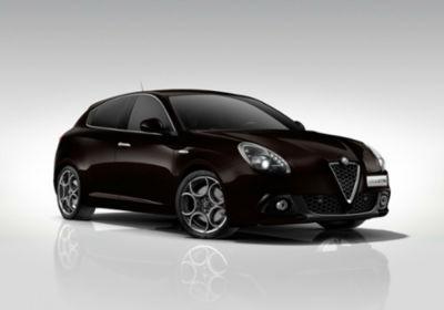 ALFA ROMEO Giulietta 2.0 JTDm 175 CV TCT Super Nero Etna Km 0