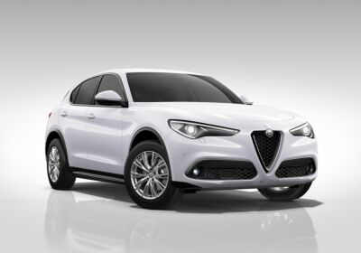 ALFA ROMEO Stelvio 2.2 Turbodiesel 180 CV AT8 Q4 Executive Bianco Alfa Km 0