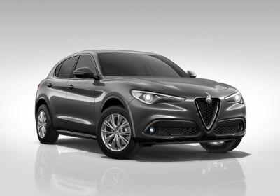 ALFA ROMEO Stelvio 2.2 Turbodiesel 180 CV AT8 Q4 Executive Grigio Vesuvio Km 0