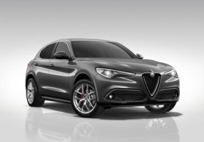 ALFA ROMEO Stelvio 2.2 Turbodiesel 180 CV AT8 RWD Executive Grigio Vesuvio Km 0