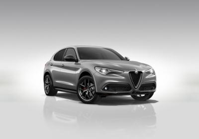 ALFA ROMEO Stelvio 2.2 Turbodiesel 190 CV AT8 Q4 B-Tech Grigio Stromboli Da immatricolare