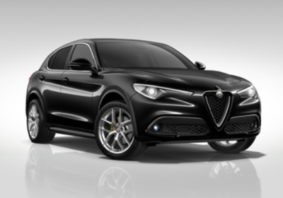 ALFA ROMEO Stelvio 2.2 Turbodiesel 190 CV AT8 Q4 Executive Nero Vulcano Km 0