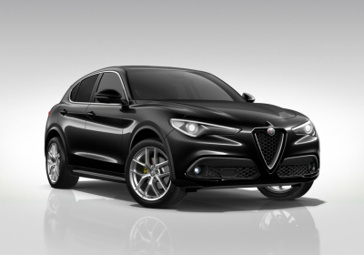 ALFA ROMEO Stelvio 2.2 Turbodiesel 190 CV AT8 Q4 Executive Nero Vulcano Km 0