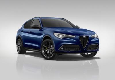 ALFA ROMEO Stelvio 2.2 Turbodiesel 210 CV AT8 Q4 B-Tech Blu Montecarlo Km 0