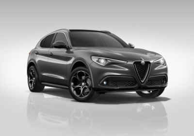 ALFA ROMEO Stelvio 2.2 Turbodiesel 210 CV AT8 Q4 Executive Grigio Vesuvio Km 0