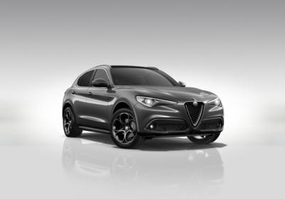 ALFA ROMEO Stelvio 2.2 Turbodiesel 210 CV AT8 Q4 Executive Grigio Vesuvio Da immatricolare