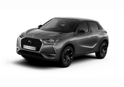 DS 3 Crossback BlueHDi 100 So Chic Grigio Platino Km 0