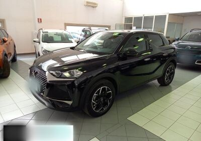 DS 3 Crossback BlueHDi 100 So Chic Nero Perla Usato Garantito