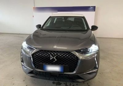 DS 3 Crossback 1.2 puretech Business Grigio Platino Km 0