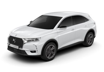 DS DS7 Crossback 1.5 bluehdi Business 130cv auto Bianco Assoluto Km 0