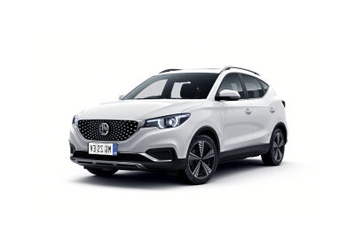 MG ZS Exclusive dover white Km 0