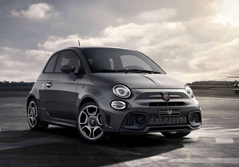 ABARTH 595 1.4 Turbo T-Jet 145 CV Grigio Record Km 0 T50BX5T-getimage-95--v1
