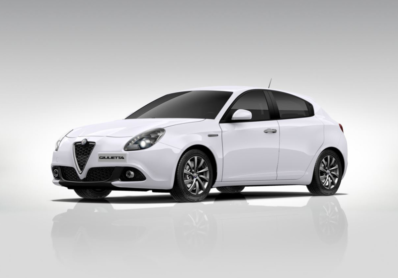 ALFA ROMEO Giulietta 1.6 JTDm 120 CV Bianco Alfa Km 0 PMY15-1