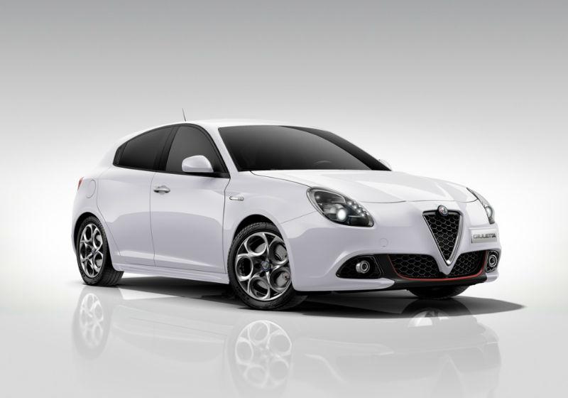 ALFA ROMEO Giulietta 1.6 JTDm 120 CV Sport Bianco Alfa Km 0 FNF4U-1