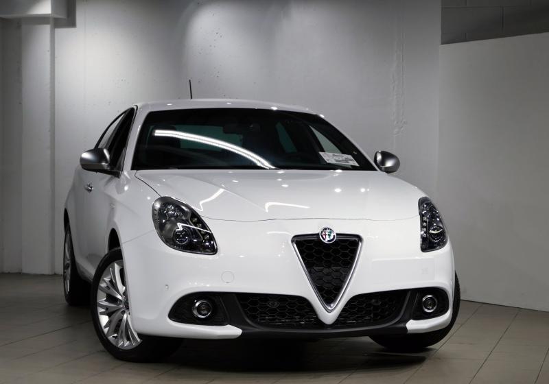 ALFA ROMEO Giulietta 1.6 JTDm 120 Cv Super Bianco Alfa Km 0 G1YOF-a