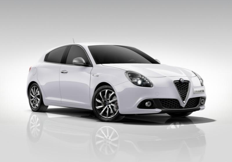 ALFA ROMEO Giulietta 1.6 JTDm TCT 120 CV Super Bianco Alfa Km 0 RAGPE-a
