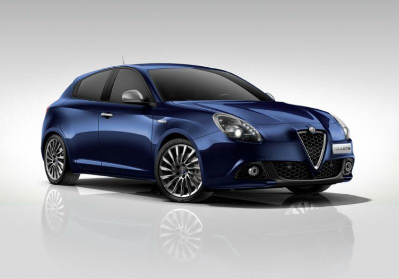 ALFA ROMEO Giulietta 1.6 JTDm 120 CV Super Blu Anodizzato Km 0 6WLYL-a