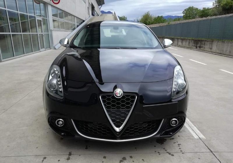 ALFA ROMEO Giulietta 1.6 JTDm TCT 120 CV Super Nero Alfa Km 0 40WBF-b